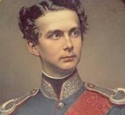 MVRW Louis II portrait peint