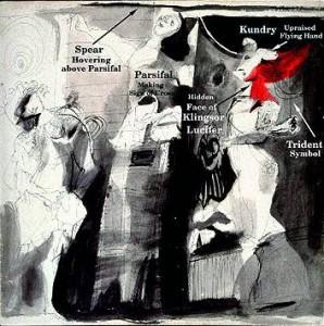 MVRW Parsifal par Picasso 1934