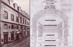 MVRW RIGA Opera plan salle