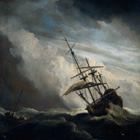 La légende du Vaisseau fantôme ou Le Hollandais volant