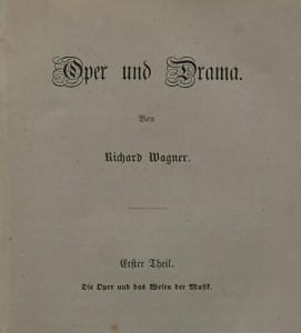 Oper und Drama Miniature 1
