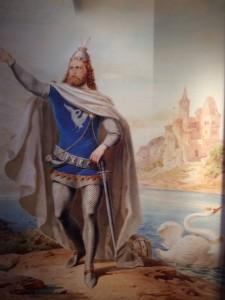 PERSO Graupa costume Lohengrin