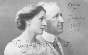 MVRW WAGNER Winifred et Siegfried mariage photo