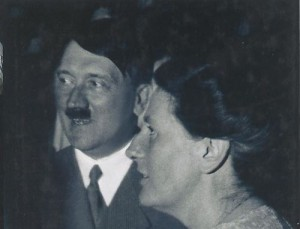 MVRW Winifred et Hitler