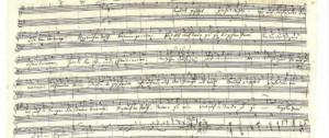MVRW LOHENGRIN Manuscript