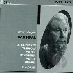 MVRW PARSIFAL Disco 1949 Moralt