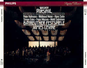 MVRW PARSIFAL Disco 1987