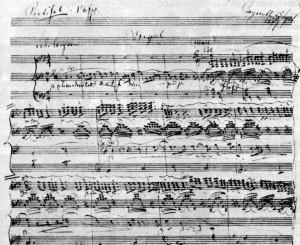MVRW PARSIFAL Manuscript