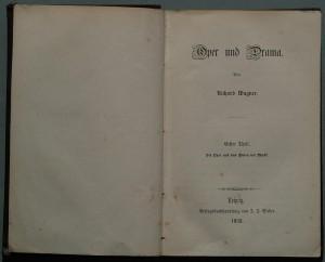 MVRW Richard_Wagner_Oper_und_Drama_1852