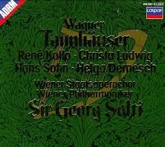 MVRW TANNHÄUSER Discographie