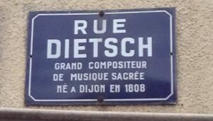 DIETSCH Dijon