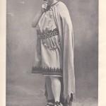 Ernest VAN DYCK dans le rôle de Loge (L'Or du Rhin)