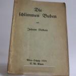 MVRW Johann-Nestroy+Die-schlimmen-Buben-Lustsp-Johann-Nestroy
